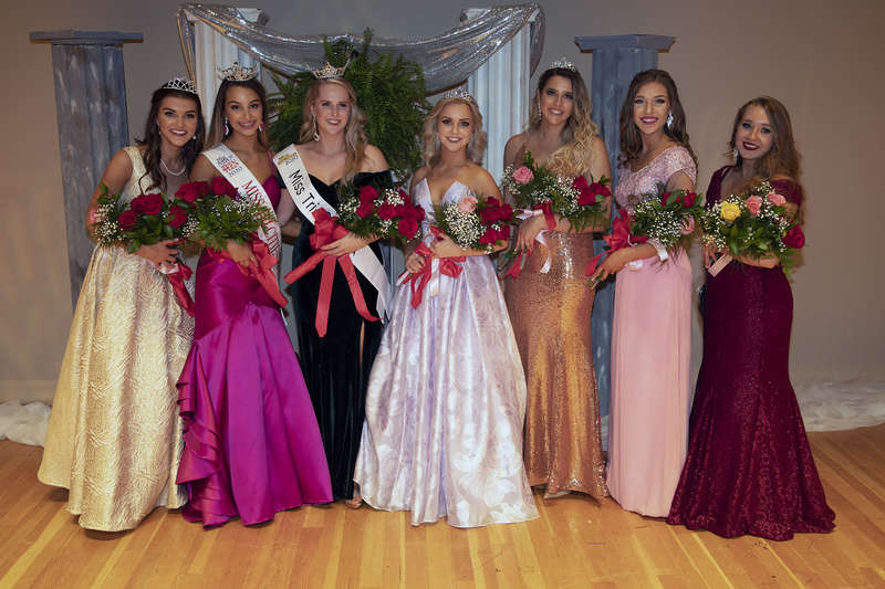 2019 Pageant Winners